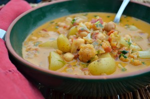 CurriedCauliflowerSoup